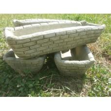 Brick Trough