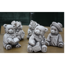 Set of 5 Bears