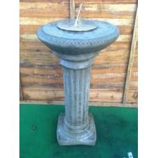 Column Sundial
