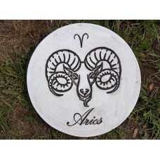 Zodiac Stepping Stones - Aries