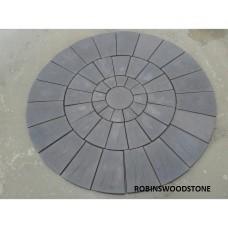 3.0m Charcoal Circle