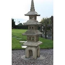 Five Piece Pagoda