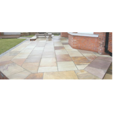 Fossil Mint Indian Sandstone 10 Sqm