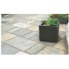 Golden Buff Indian Sandstone 10 Sqm