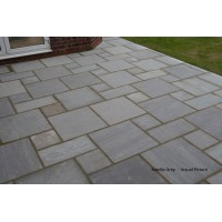 Kandla Grey Indian Sandstone 10 Sqm