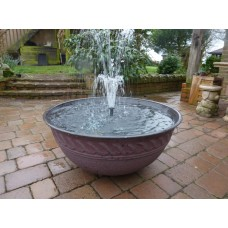 Lotus Bowl Water Feature