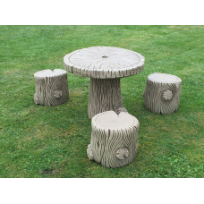 Mini Woodland Table Set