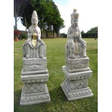 Oriental Statues