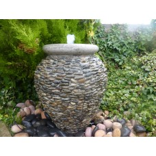 Pebble Urn Water Feature