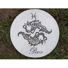 Zodiac Stepping Stones - Pisces
