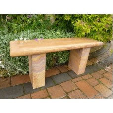 Sandstone Straight Bench