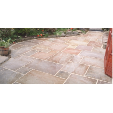 Rippon Buff Indian Sandstone 10 Sqm