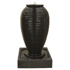 Ribbed Jar Fountain