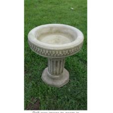 Roman Birdbath
