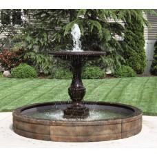 One Tier Savona Fountain