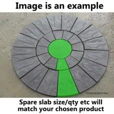 Spare Slab Set