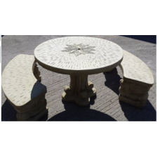 Large Table Set