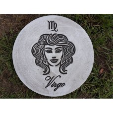 Zodiac Stepping Stones - Virgo