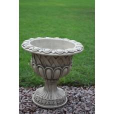 Weave Pot Planters with Plinth